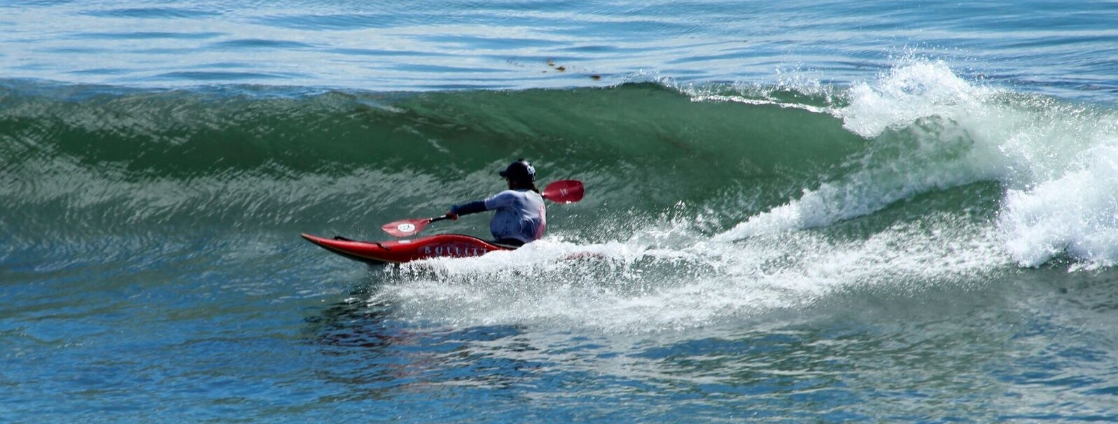 Groovin with the waves (Photo: Melissa DeMarie)