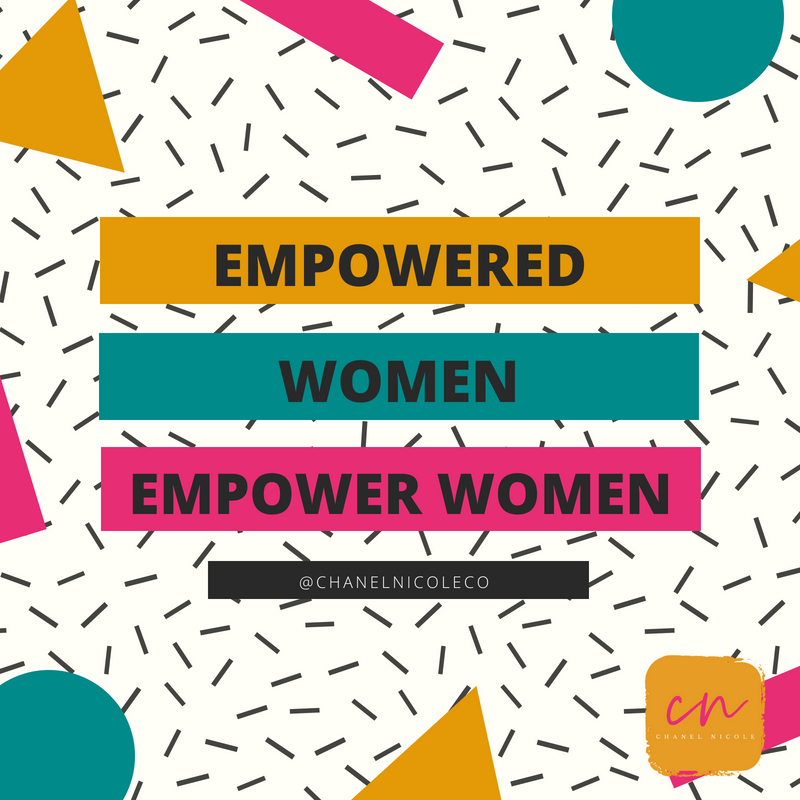 empowered women chanel nicole co