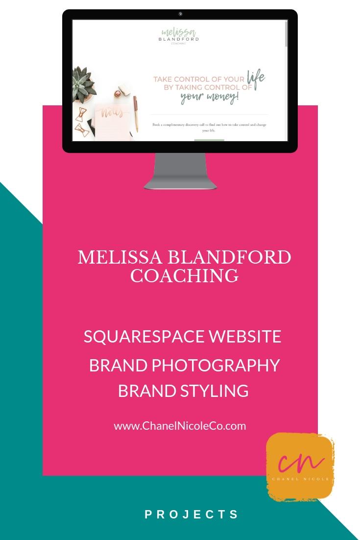 custom design squarespace website for coaches