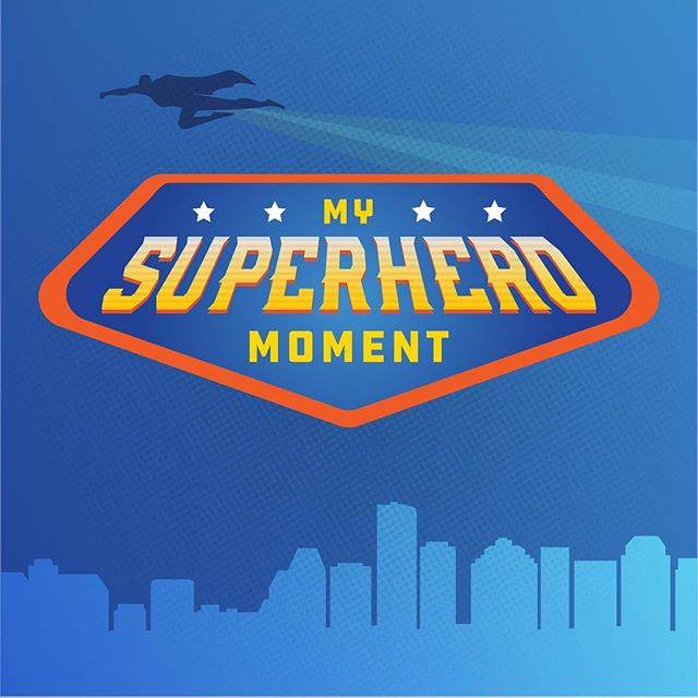 Our friends at @mysuperheromoment will be joining us in OKC on May 11th & 12th as well as San Antonio on June 1st & 2nd. Experiences will be separate but located in the same venue. Tickets are selling fast - be sure to get yours today! 💙⚡️🗯