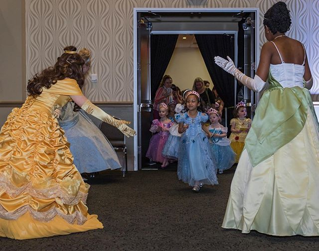 #OKC are you ready for YOUR princess moment? We can't wait to greet your little princesses!