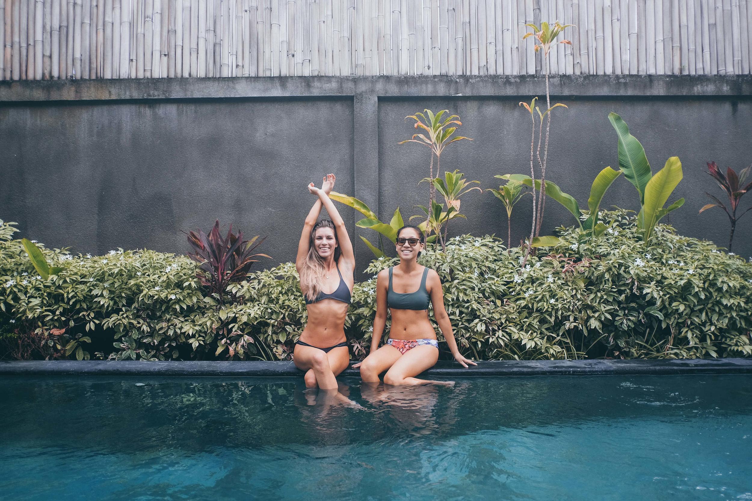 Maha Villa Airbnb Seminyak Bali