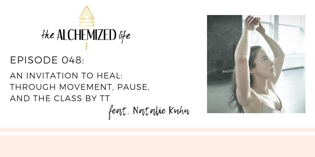 Natalie Kuhn on The Alchemized Life