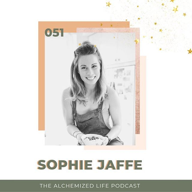 Celebrating the long weekend with the gorgeous @sophie.jaffe on this week's episode of @thealchemizedlife ☀️ Sophie is the founder of @philosophielove and hosts the IGNTD Podcast while speaking on radical transparency in relationships and conscious parenting.  I LOVE this conversation with Sophie. We talk entrepreneurship, parenting, relationships - the list goes on. She's a powerful mind to learn from and incredible human to share space with. LINK IN BIO TO LISTE! #thealchemizedlife