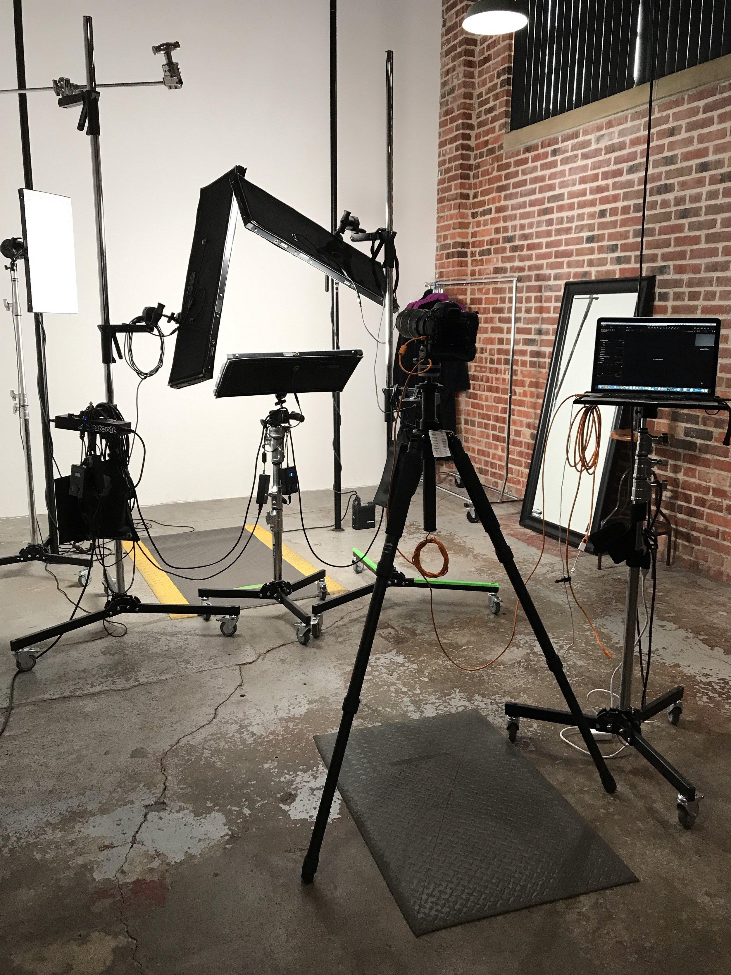 As Eye See It Denver location- Tommy Collier Studio- Denver Headshot photographers