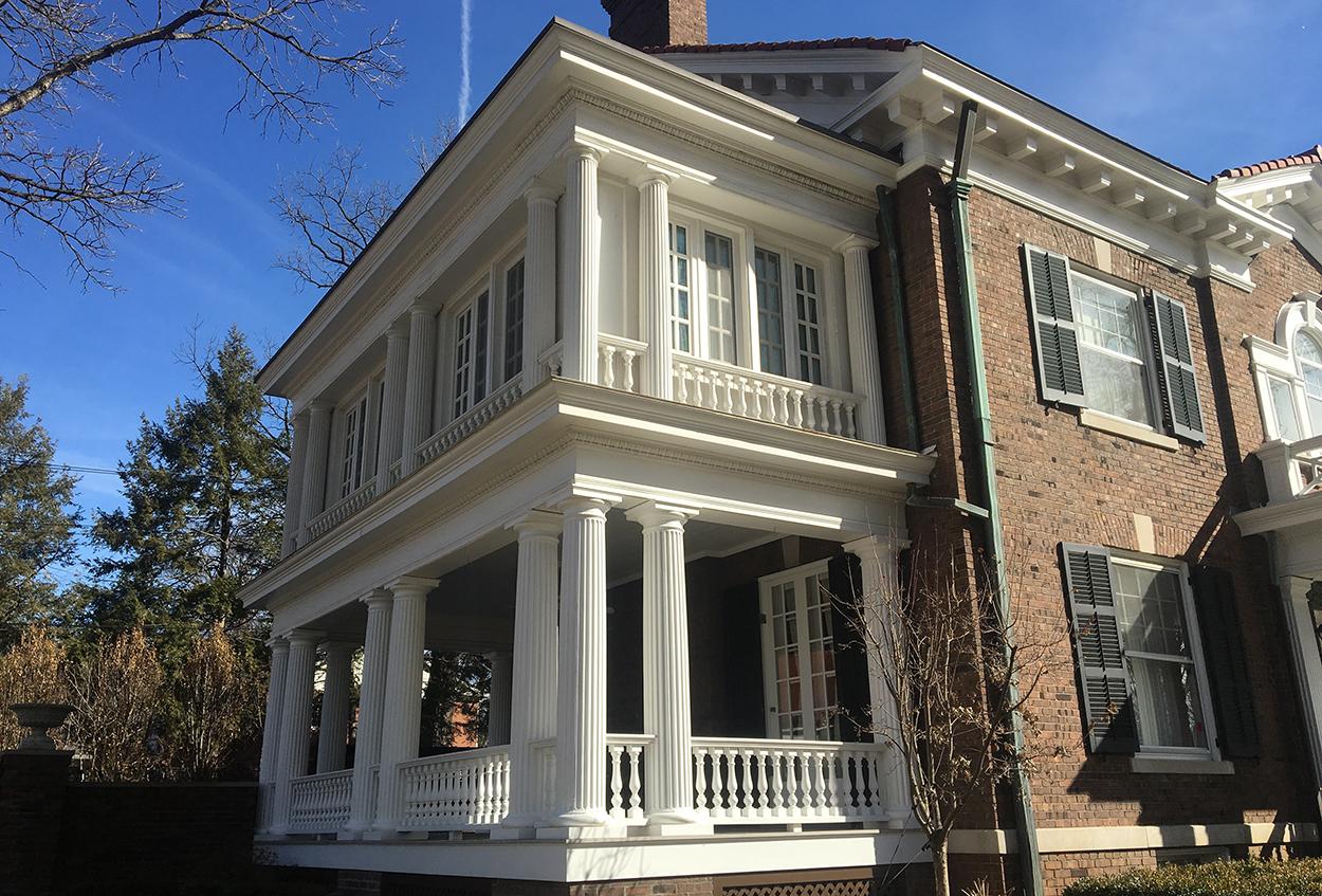 - Exterior Home Improvement