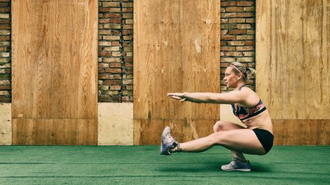 Athlete strength and mobility