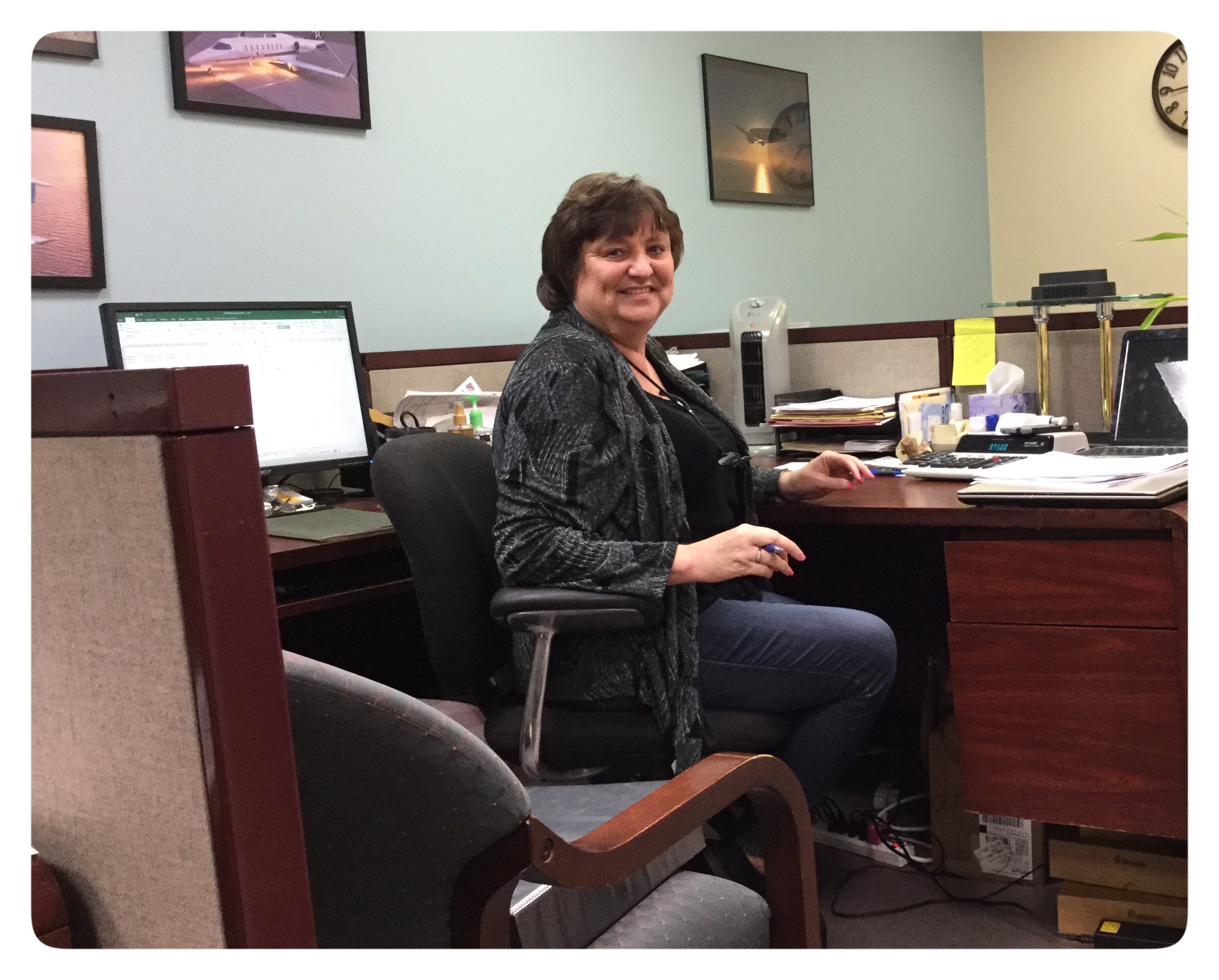 Trish Bombaro, Chief Financial Officer -