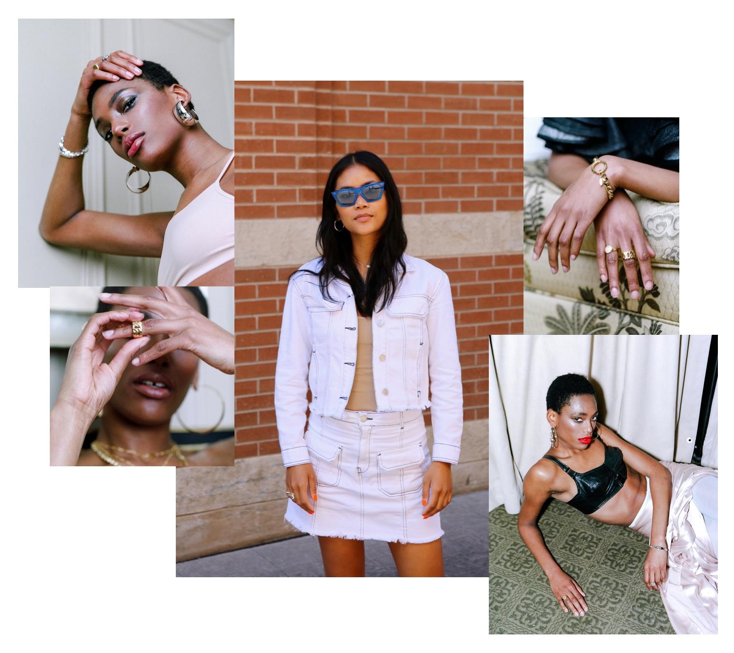 Portrait: Alex Merrell // Photos: Cuchara Jewelry