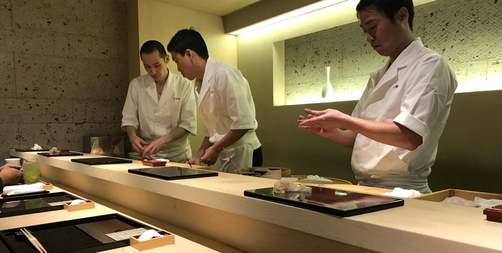 Sushi Masuda