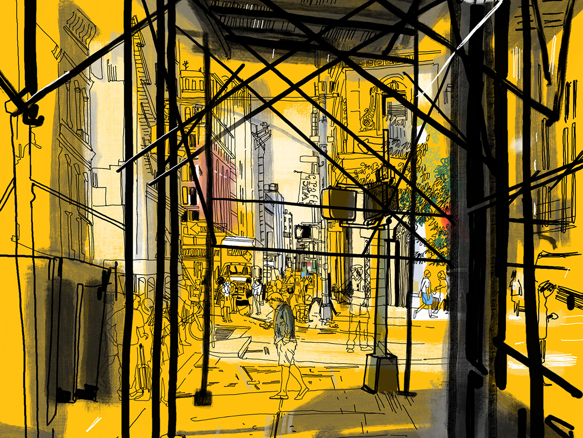 Illustration: Pat Vale