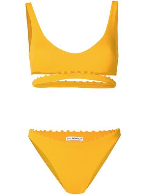 Liliana Two Piece Bikini // Sian Swimwear