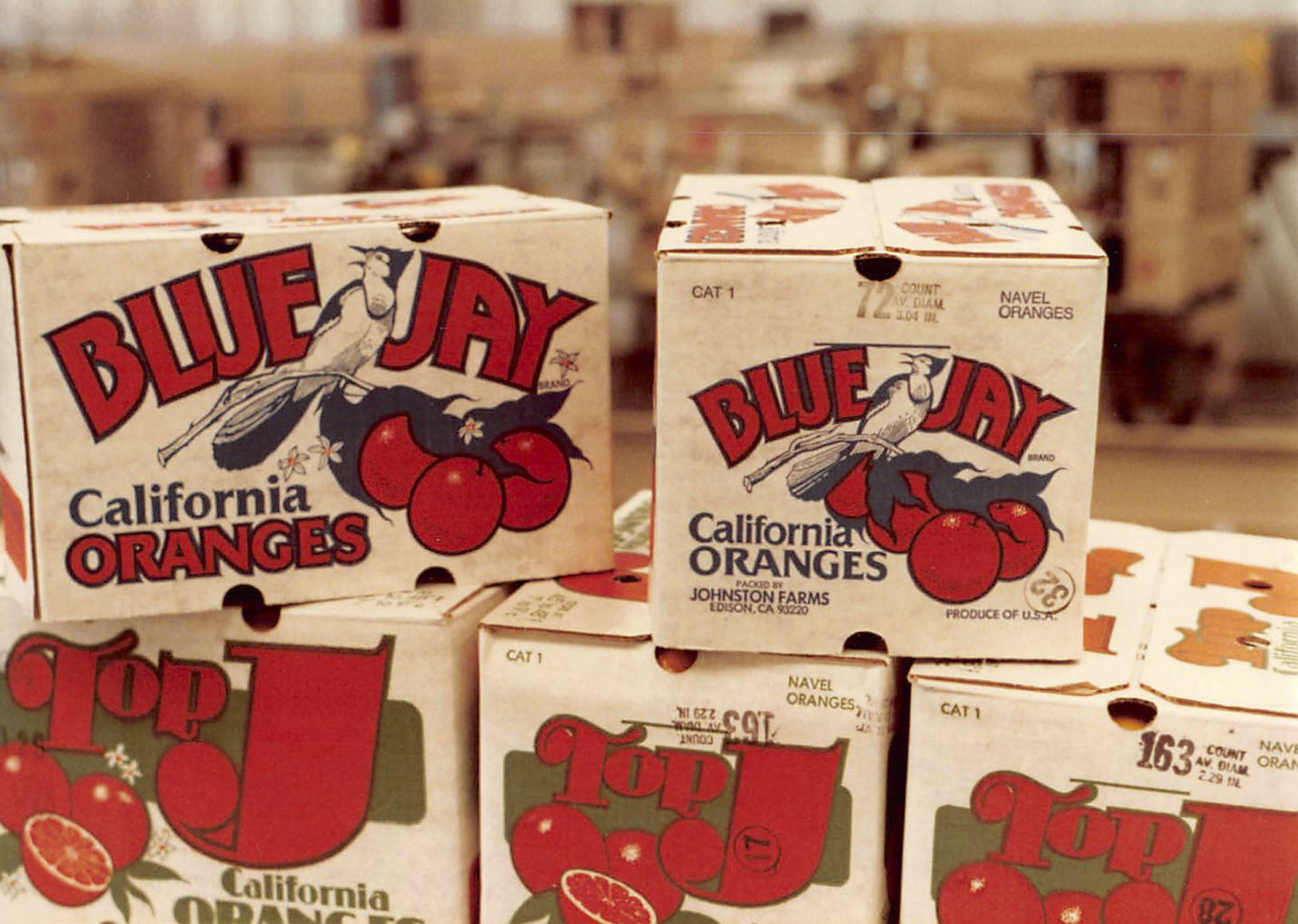 Bluejay Cartons