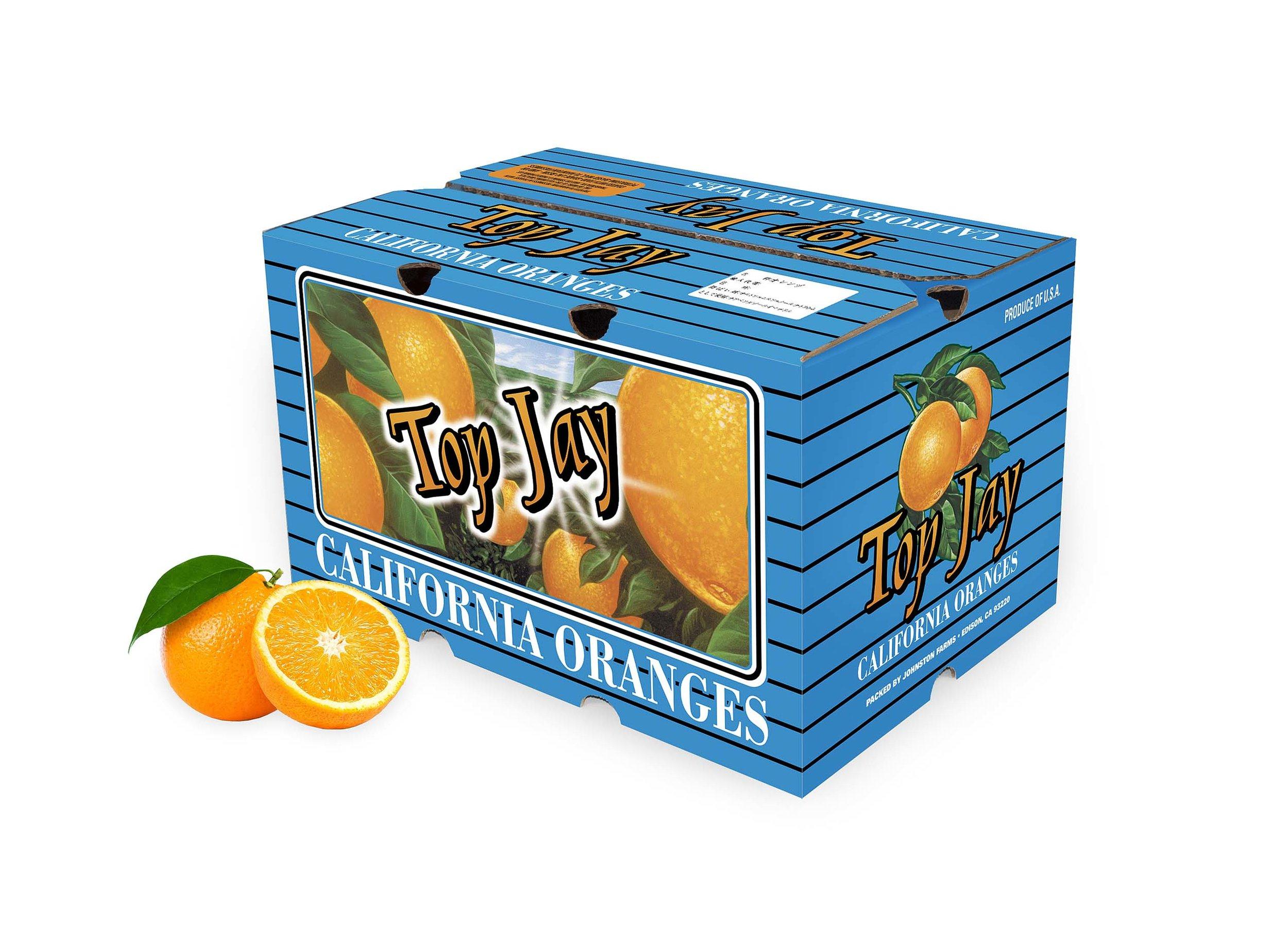 40 lb Premium Navel Oranges