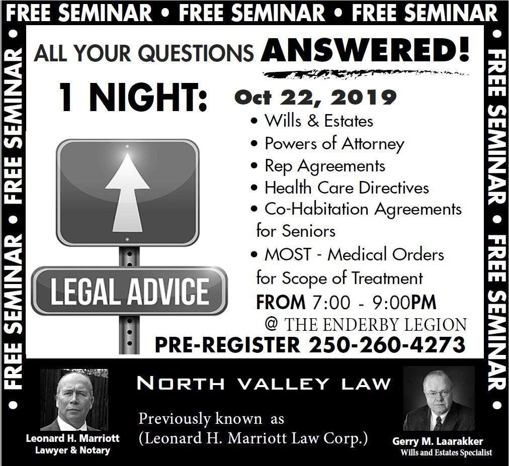 Oct 2019 Will Seminar.JPG