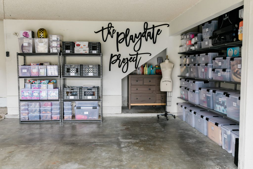 Laura Iz Garage Organization - Life in Jeneral Tips