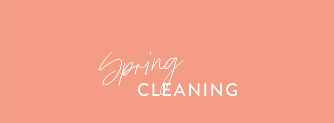 Spring Cleaning Checklist - Life In Jeneral