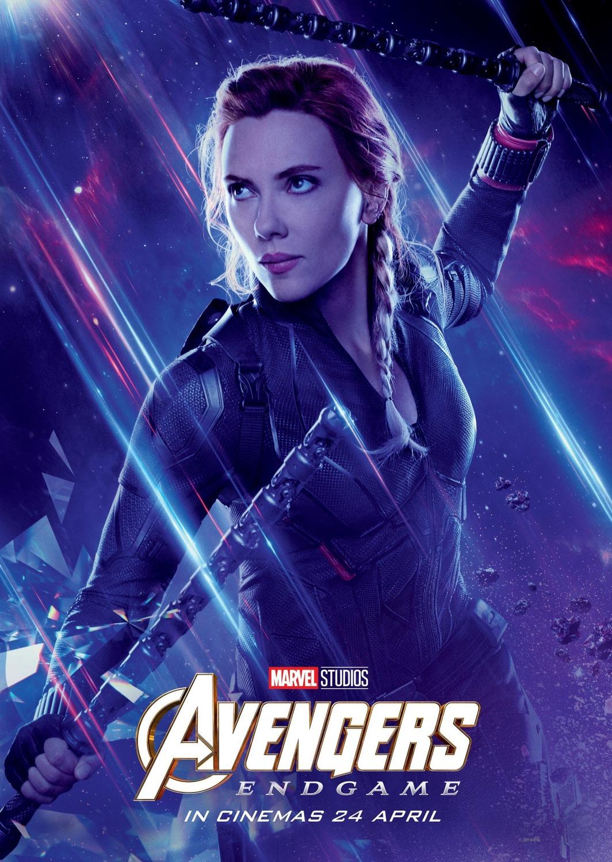 Avengers Endgame Character Analysis Natasha Romanoff