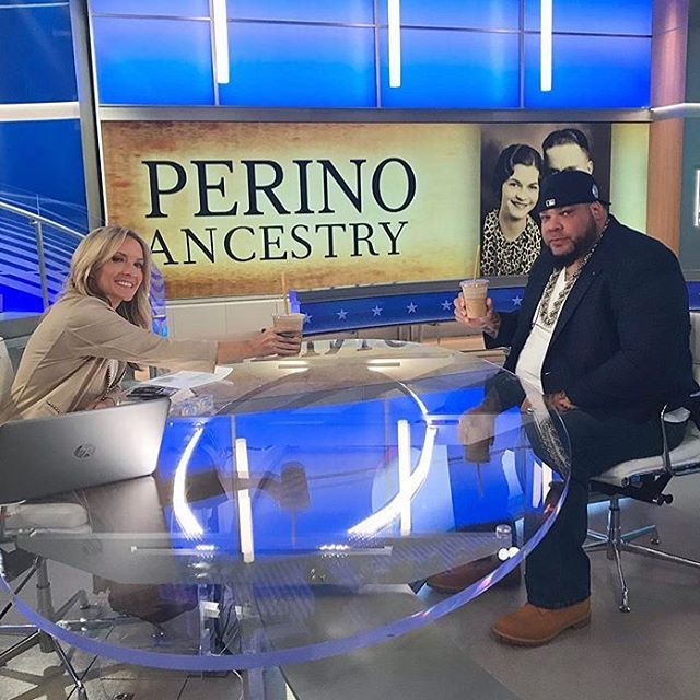 Thank you @danaperino @planettyrus for introducing the amazing pasta straw on @dailybriefing. The best alternative to plastic straws! #plasticsucks @pastastraws