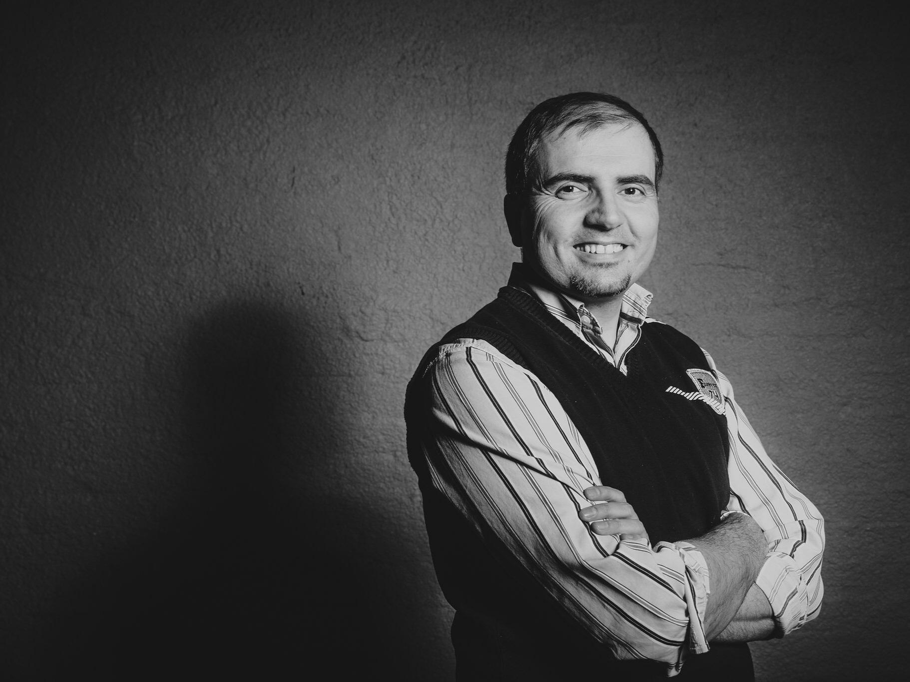 Ali Giray - Yrittäjä.Vuoden pakolaismies 2016.