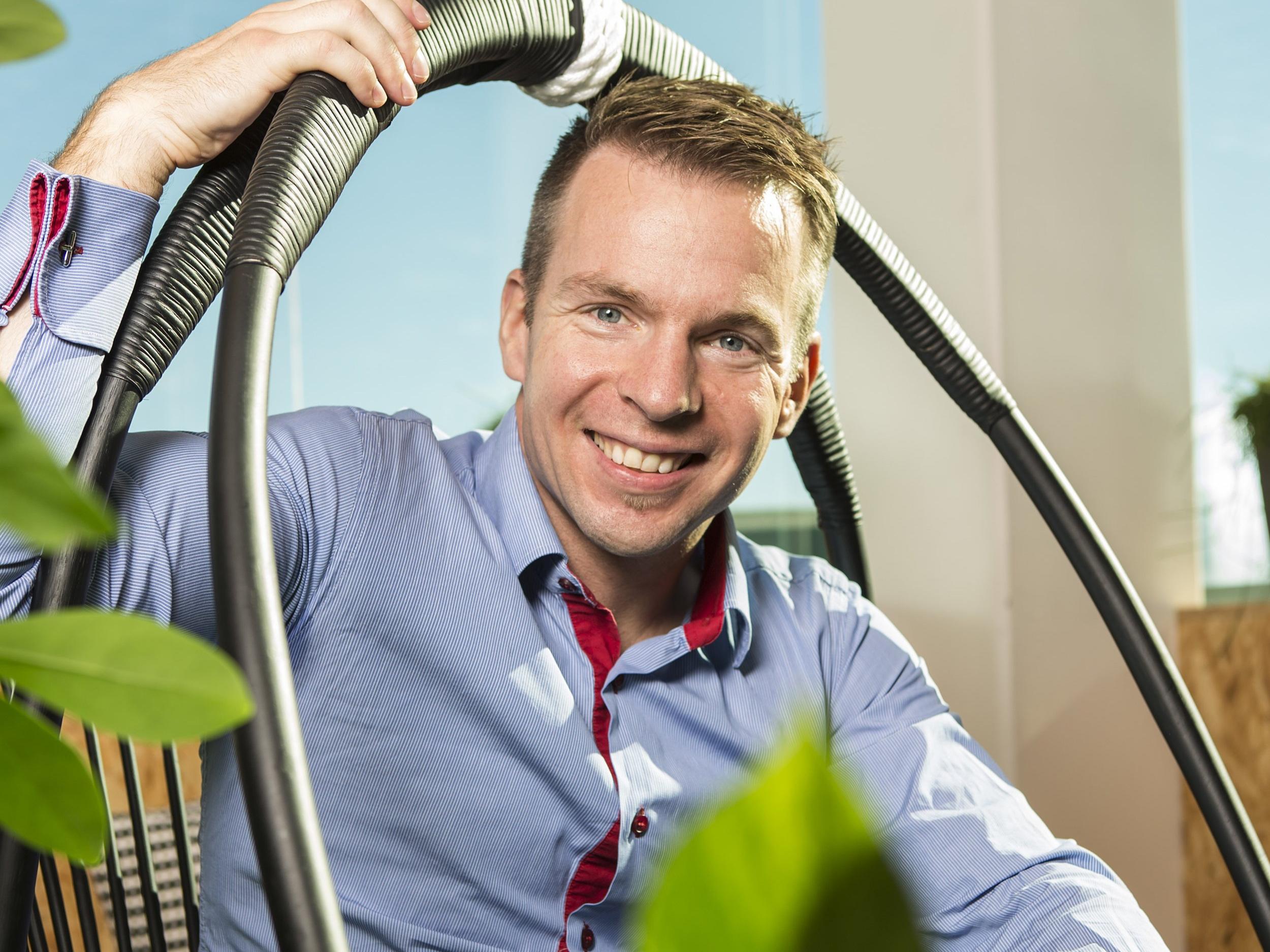 Mikko Kuitunen - SarjainnostujaTulevaisuuden johtamisen suunnannäyttäjä