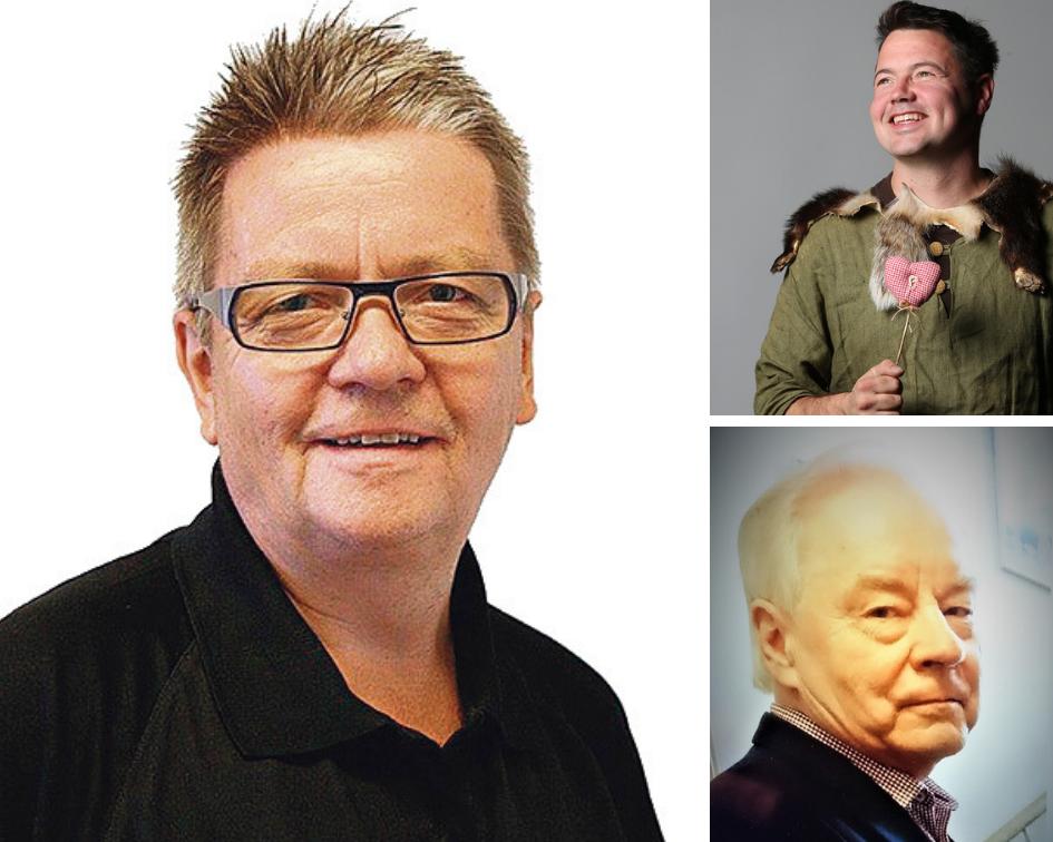 Antero Heikkinen, Markus Heiskanen & Kaarlo Nurmiranta - Yrityskummit