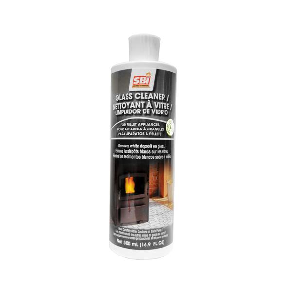Nettoyeur de vitre (granule) - Recommandé pour nettoyer les vitres des appareils au granule.