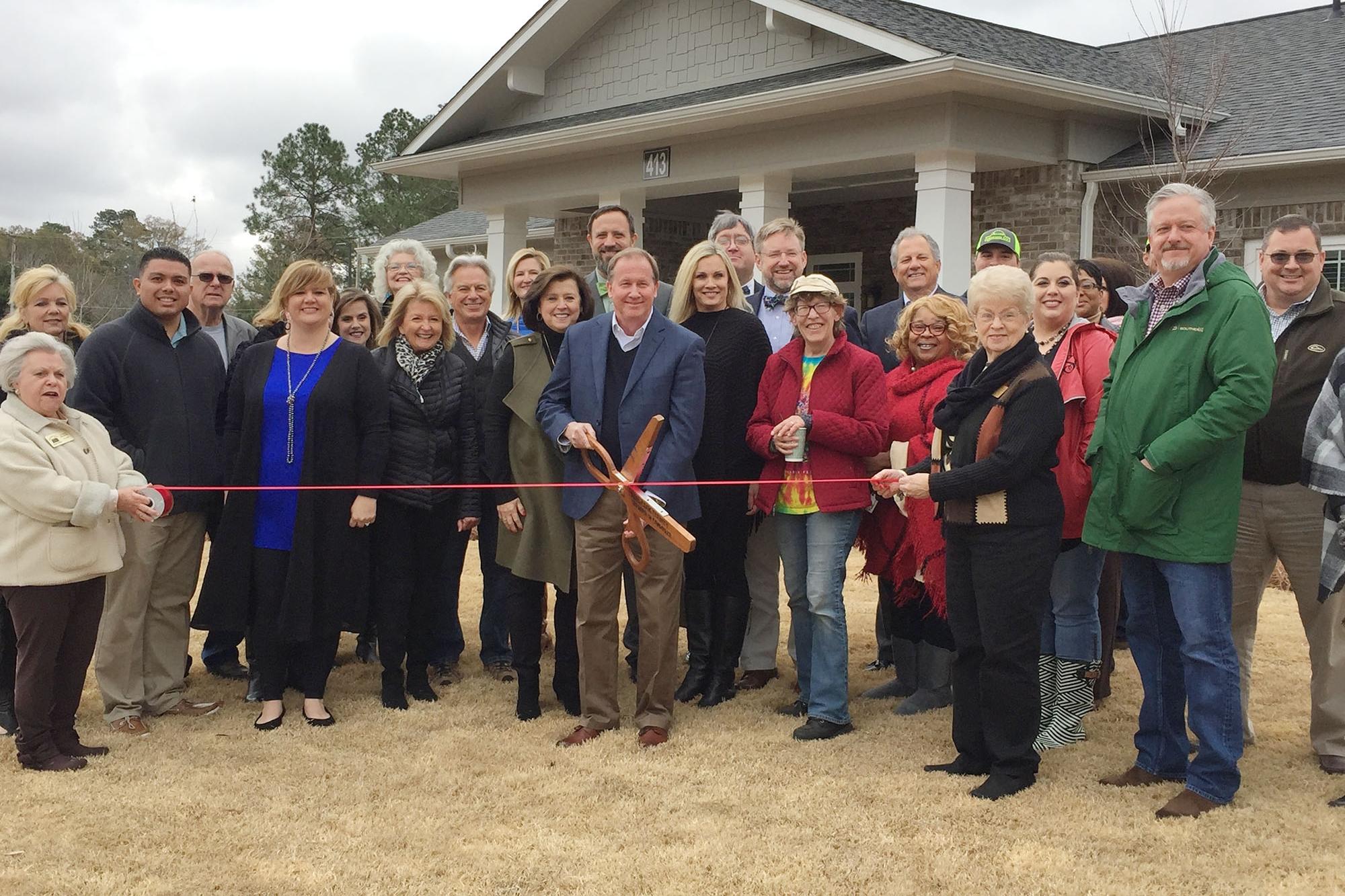Bear Creek Village Apartments Holds Ribbon Cutting