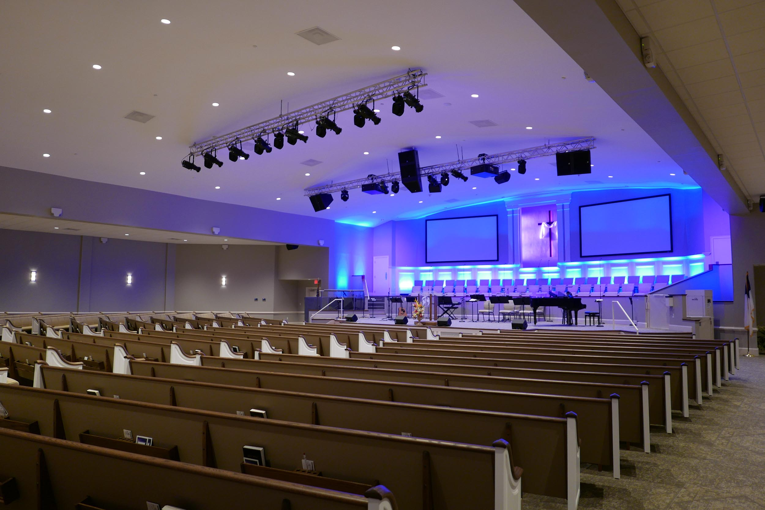 Northside Baptist Church Renovation & Addition