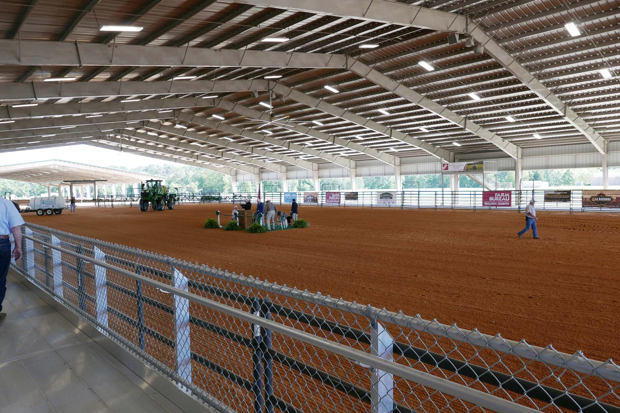 Main Arena