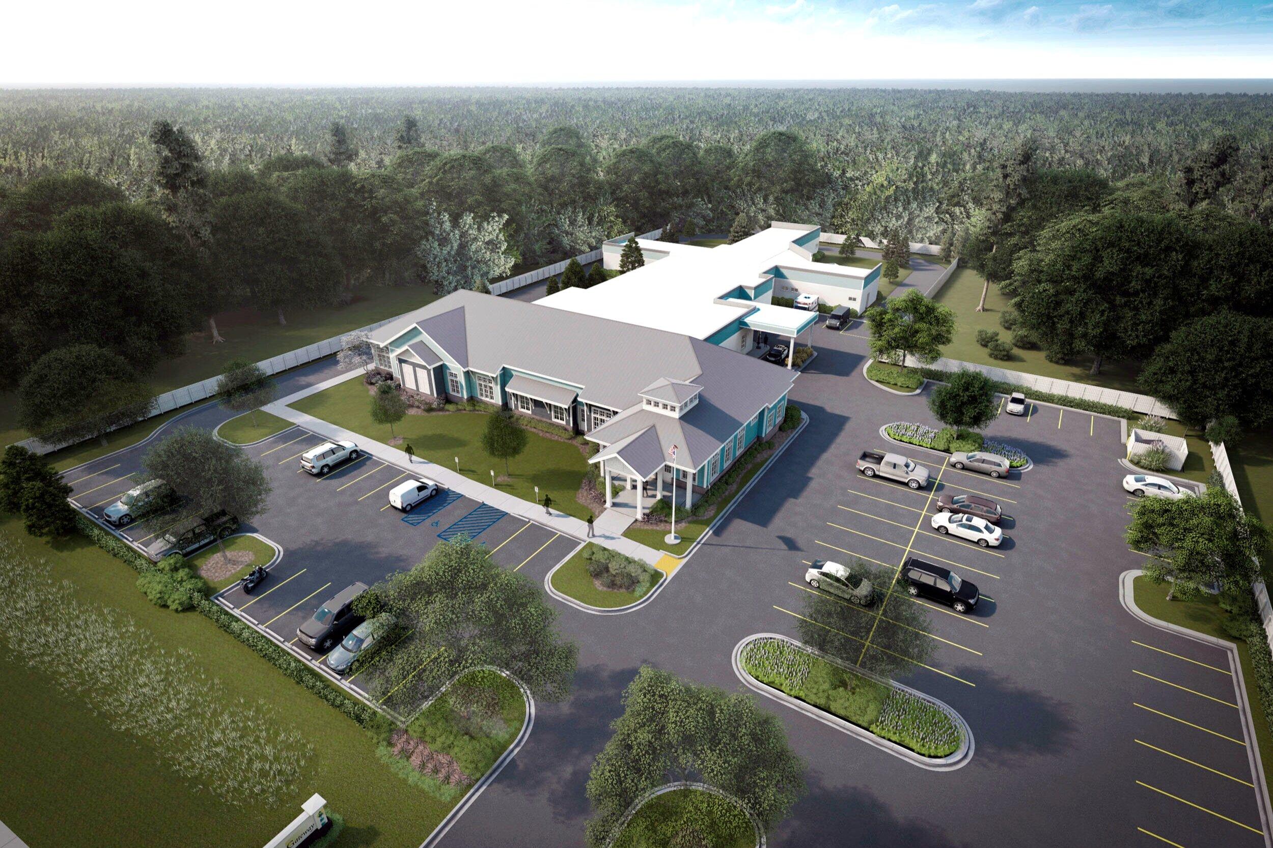 New Crisis Center, Gateway Behavioral Health