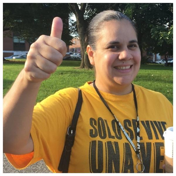 Alejandra Flores-Miller, B.A.  Community Outreach Specialist