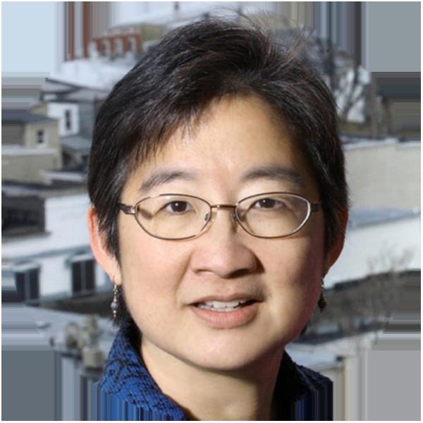 Tina Cheng , M.D., M.P.H.  Founding faculty
