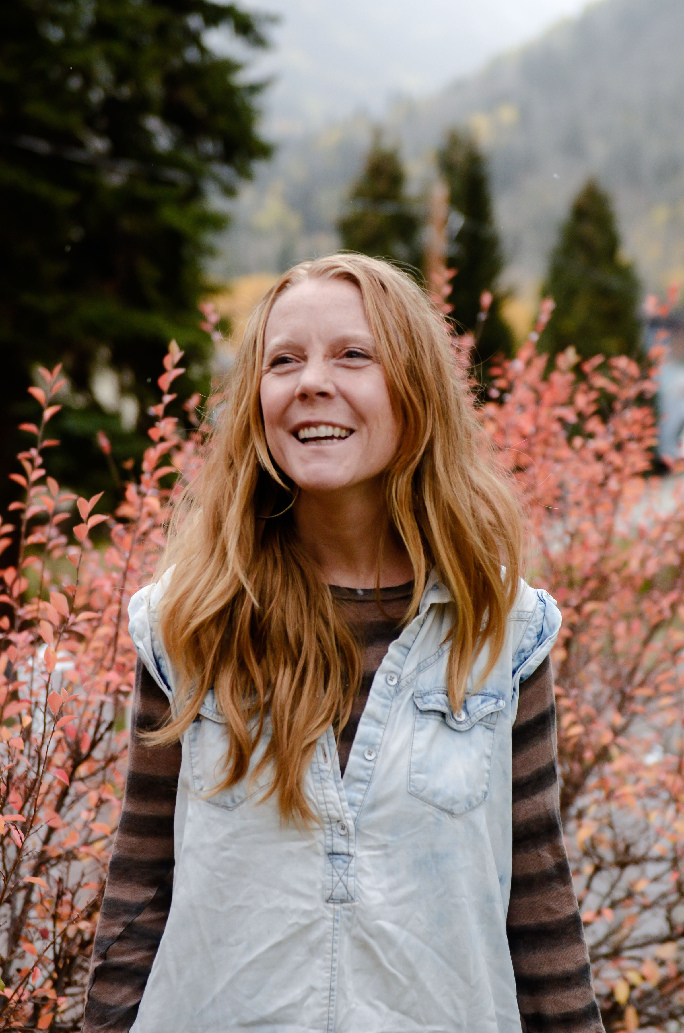 """Miss Trisha - Director/Lead Teacher Trisha Clement has 20 years of experience working with children in a variety of educational venues. Her specializations in emergent and project-based curriculum and experience in Reggio-Emilia inspired preschools as well as outdoor and art education experience allow her to foster the rich, play-based, nature-filled learning environment Mountain Sprouts is proud to offer. Most recently as lead teacher and site supervisor for The Children's Workshop in Oakland, CA, she helped establish a new school and led curriculum for the Reggio-inspired preschool. Since leaving Mountain Sprouts in 2010, Trisha has pursued a bachelor's degree and conducted research focused on social-emotional intelligence curriculum and created an early childhood education art curriculum for school's of all budgets titled, """"Teach Your Art Out."""" She's spent professional development hours specializing in sensory play and Waldorf educational philosophies. Telluride residents may know Trisha from the unique theater camps she's run for Telluride Academy since 1998."""