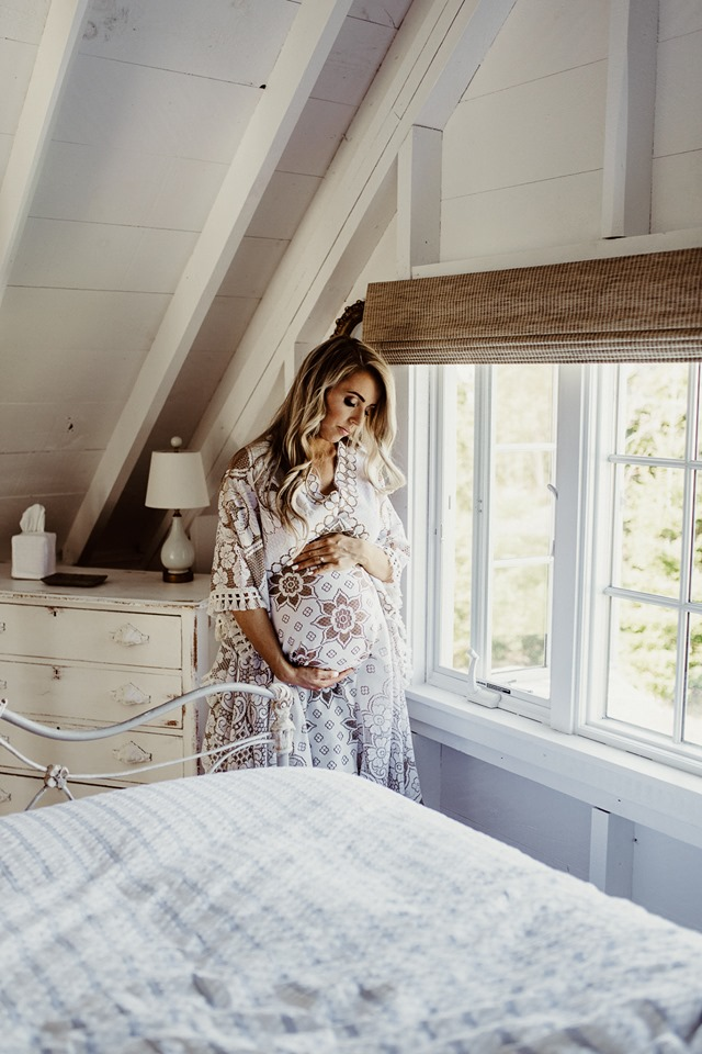 Maternity Gown Photography
