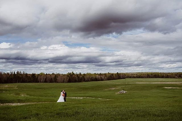 That view was soooo perfect! #pursuitofportaits #lookslikefilm #weddingphotography #mainephotography #brideandgroom #firstkiss #wedding #belovedstories #inspiredtolove #color #authentic #justmarried #elopementphotographer #wanderlust #upnorth #loveandwildheart #tietheknot #theknot #bride #realmainewedding #realmaineweddings #mainebride