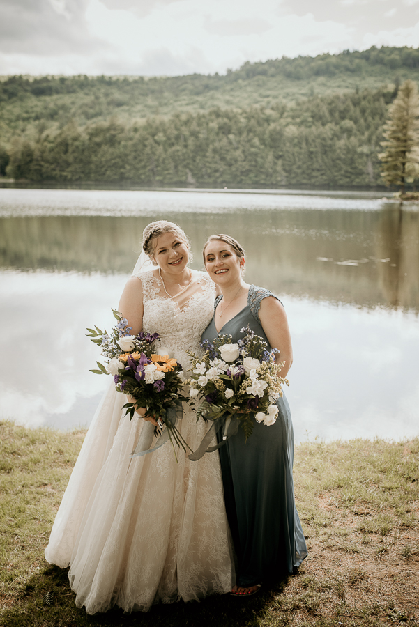 Maine Wedding Photography Venue Lakeside Cabins Caratunk River Woods Bride Groom Inspiration Cheapest