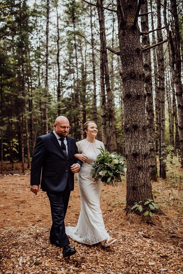 Adventure Bound Caratunk Maine Fall Woods Wedding Breezy Photography-23.jpg