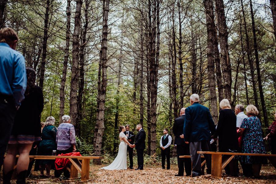 Adventure Bound Caratunk Maine Fall Woods Wedding Breezy Photography-22.jpg