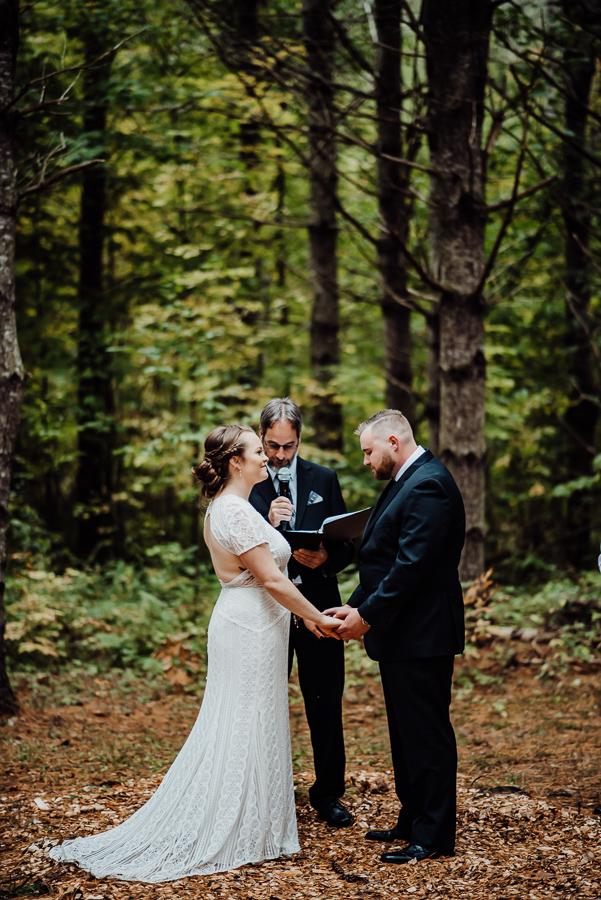 Adventure Bound Caratunk Maine Fall Woods Wedding Breezy Photography-21.jpg