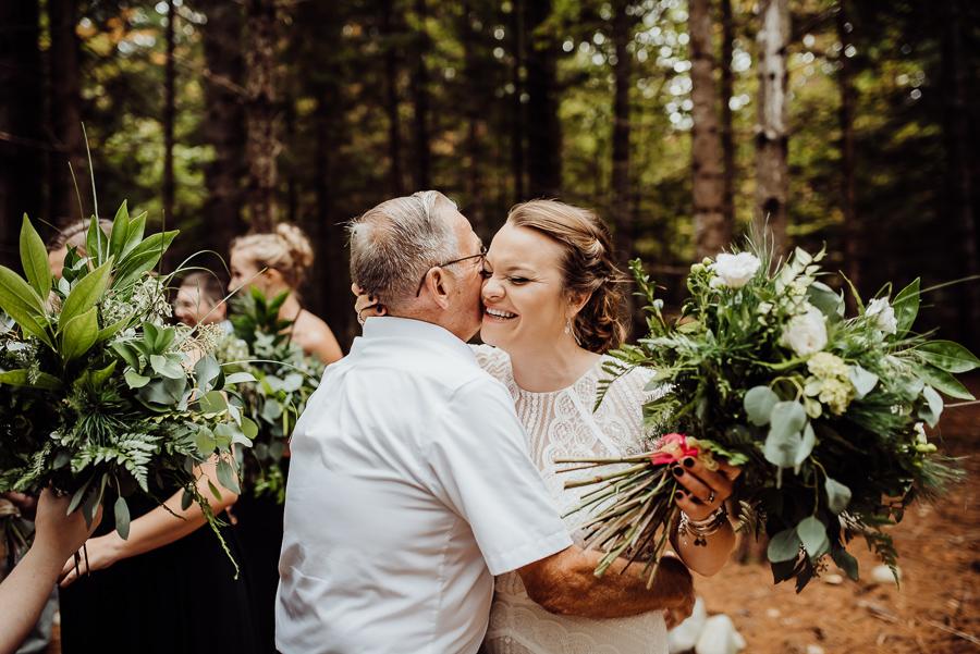 Adventure Bound Caratunk Maine Fall Woods Wedding Breezy Photography-17.jpg