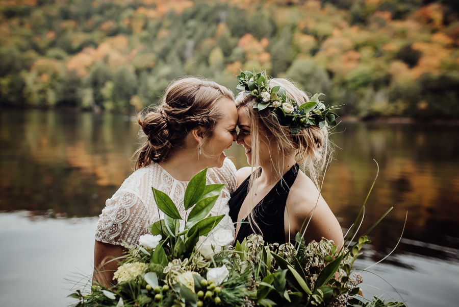 Adventure Bound Caratunk Maine Fall Woods Wedding Breezy Photography-14.jpg