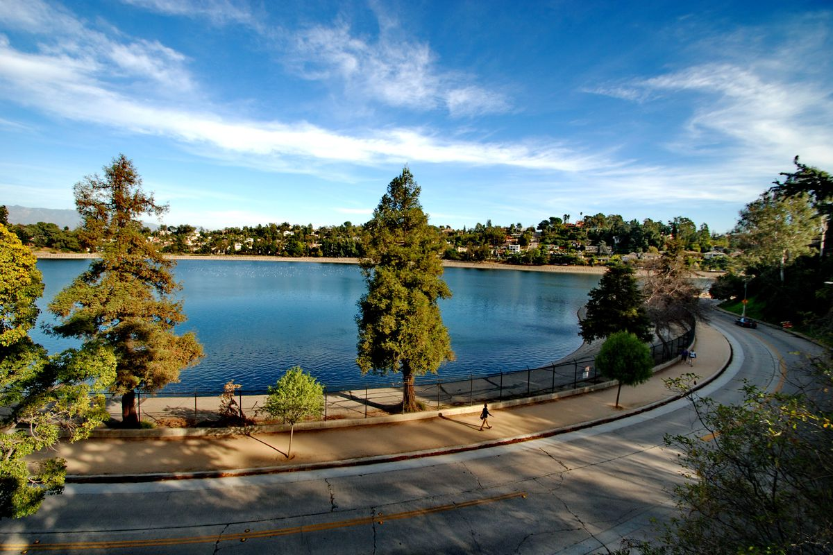 SILVER LAKE -