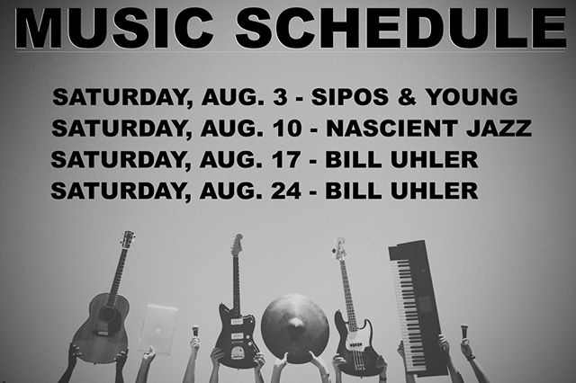 Join us tomorrow and next Saturday for Bill Uhler!  We have music every Saturday night. Check out the calendar for more dates.  #MLGRestaurant #Livemusic #Chicagorestaurant
