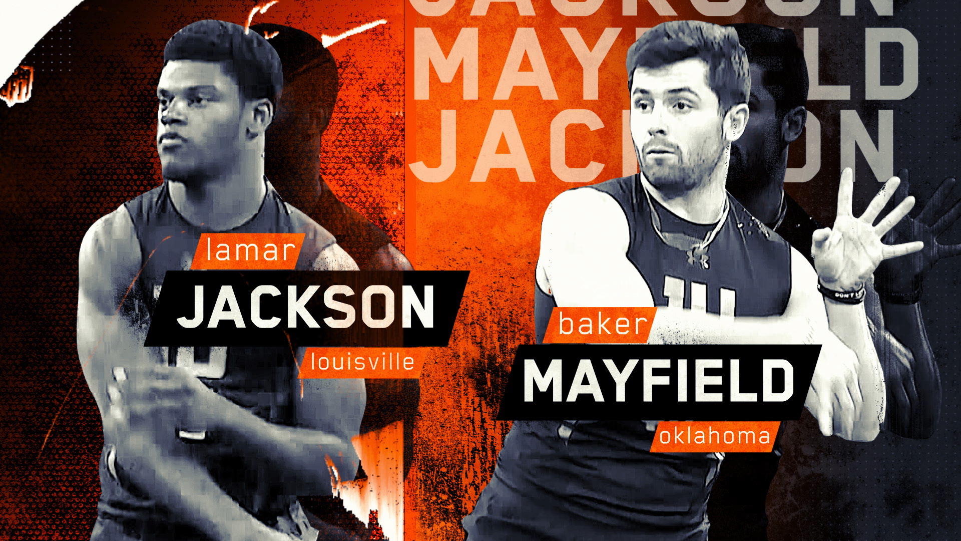 Soul and Science: Lamar Jackson & Baker Mayfield (Full Segment)