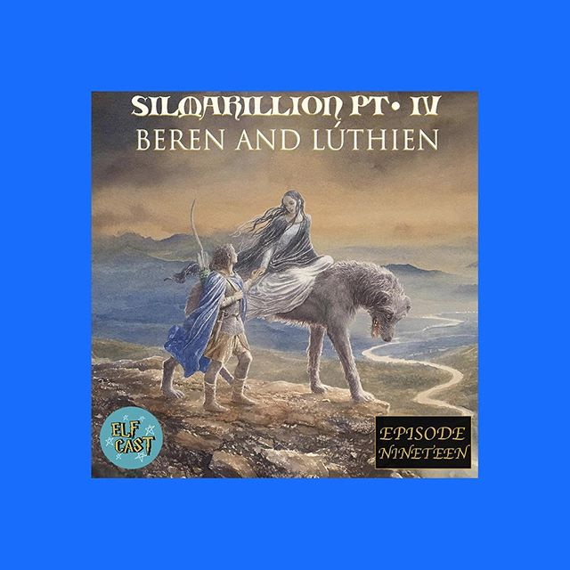 Let's just say the latest episode of @elf_cast (part 4 on The Silmarillion by J. R. R. Tolkien) covers a lot. Tune in. Link ☝️ #fornerdsbynerds
