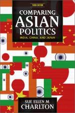 Comparing Asian Politics: India, China, and Japan, 3rd edition   Sue Ellen M. Charlton