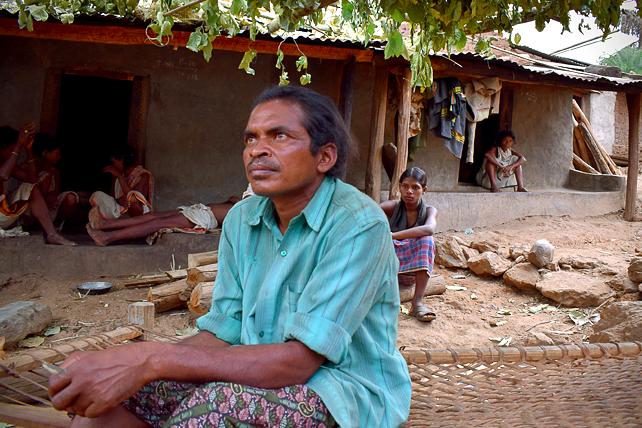 """We conducted the palli sabhas, the Supreme Court ordered in our favour. Then why do we have to deal with this again and again? How many times do we have to say no?"" said Lada Sikaka, leader of the Niyamgiri Surakhya Samiti."