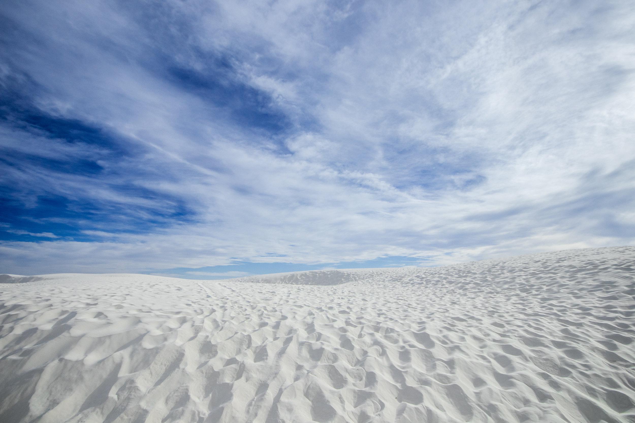 Sands So White