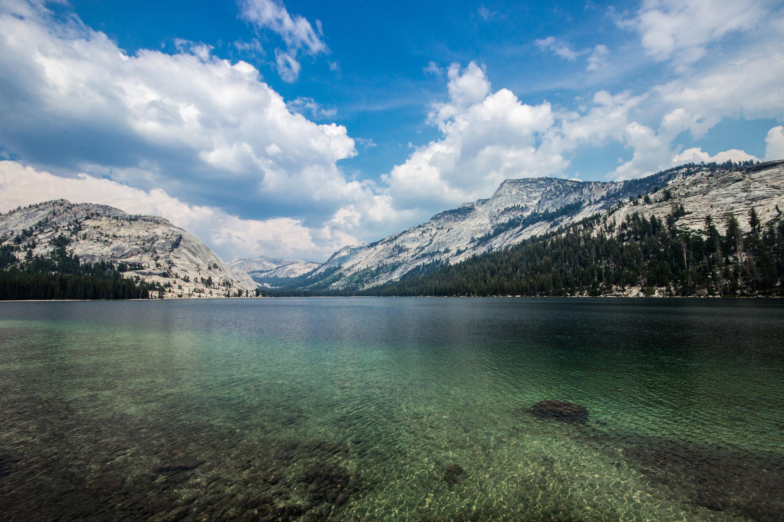 Teneya Lake